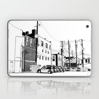 bloomington II Laptop & iPad Skin