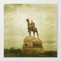 General Meade Canvas Print