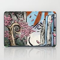 Japan: The Land of Games iPad Case