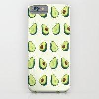 Avacado Pattern 2  iPhone 6 Slim Case