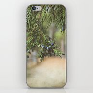 Winter's Bounty iPhone & iPod Skin