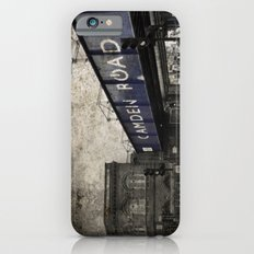 Camden Road Train Station iPhone 6 Slim Case