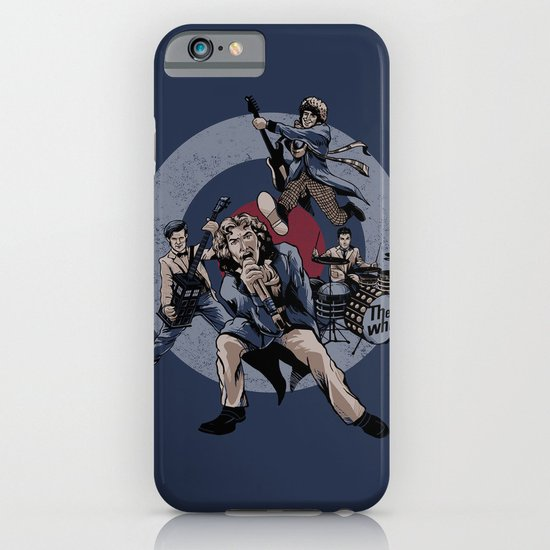 The WHOs iPhone & iPod Case