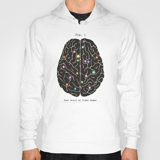 Your Brain On Video Games Hoody