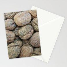 Autumn Walnuts Stationery Cards