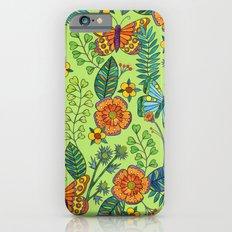 Butterfly Garden Slim Case iPhone 6s