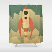 The Destination Shower Curtain