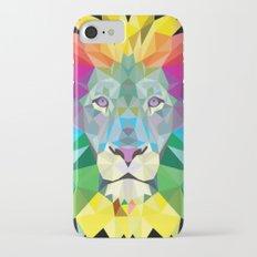 High Color Lion  iPhone 7 Slim Case