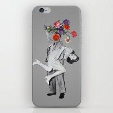 Romantic Savage iPhone & iPod Skin