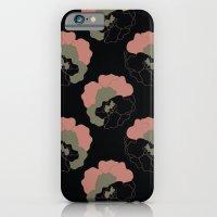 Pansy Flower Garden iPhone 6 Slim Case