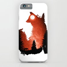 In the Swaying Forest Trees iPhone 6 Slim Case