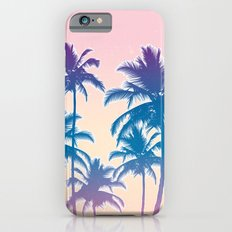 Vintage Tropical Palm Trees iPhone 6 Slim Case