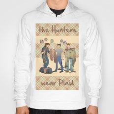 The Hunters  Wear Plaid … Hoody