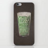 St. Patricks Variation - Yeast is a Fungi iPhone & iPod Skin