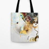 Celestial Honey Translat… Tote Bag