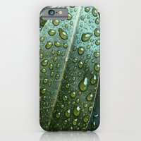 Raindrops  iPhone 6 Slim Case
