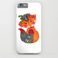 iPhone & iPod Case featuring The Prince of Fox by haidishabrina