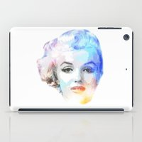 The Blond Bombshell iPad Case