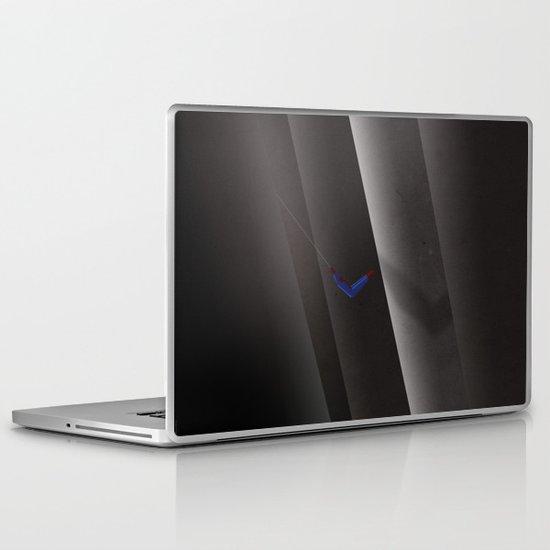 SMOOTH MINIMALISM - Spiderman Laptop & iPad Skin