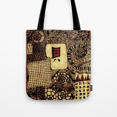 life 2 Tote Bag