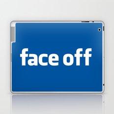 2010 - Face Off Laptop & iPad Skin
