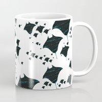 Manta ray Mug