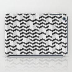 FOLDED / black iPad Case