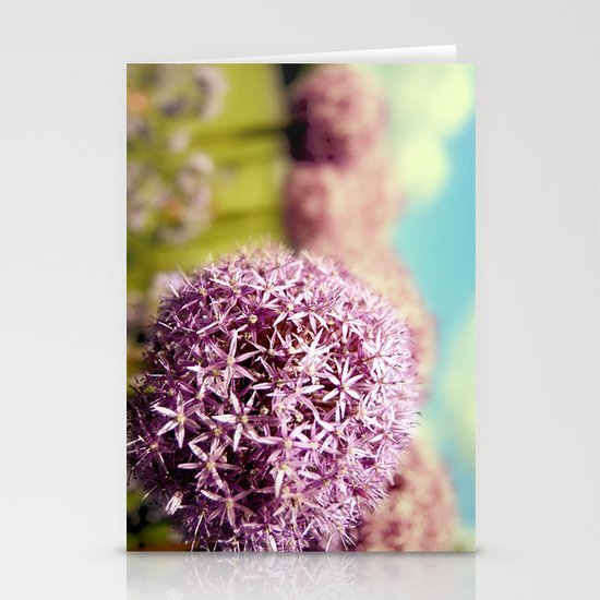 Alliumns Stationery Card