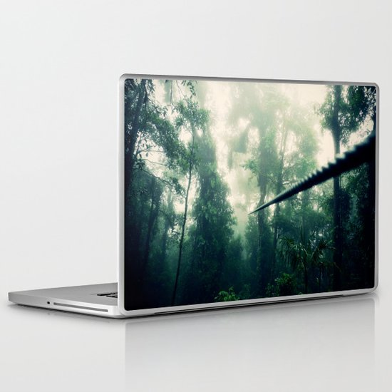 Zip Line Laptop & iPad Skin