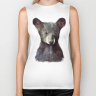 Little Bear Biker Tank