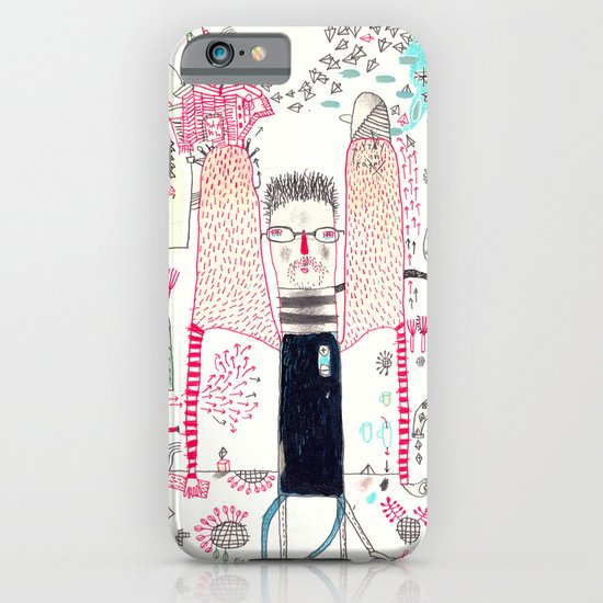 Cafe Stay in  iPhone & iPod Case