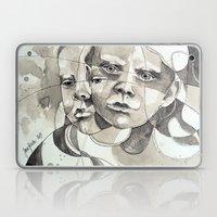 Made Of Two Laptop & iPad Skin