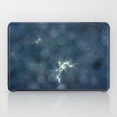 Floating Dandelion Petals iPad Case