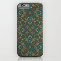 tropical cowgirl iPhone 6 Slim Case