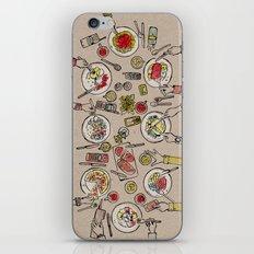 Generations Dinner iPhone & iPod Skin