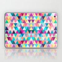 Triangles #4 Laptop & iPad Skin