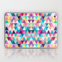 Triangles #4 Laptop & iPad Skin
