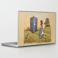 Adventure In The Great W… Laptop & iPad Skin