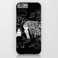 iPhone & iPod Case featuring I'm Feeling Weird by Duru Eksioglu