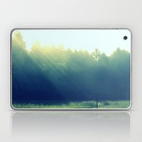 In The Misty Morning Laptop & iPad Skin