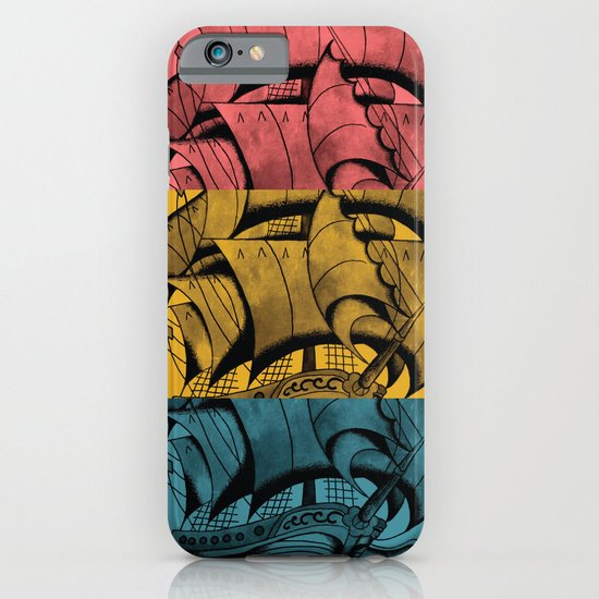 Bon Voyage! iPhone & iPod Case