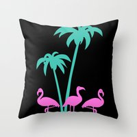 Now this is Summer!  Throw Pillow