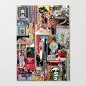 Visual Sequence #005 Canvas Print