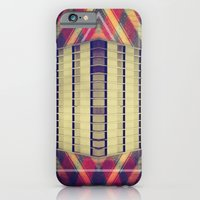 iPhone & iPod Case featuring Argyle Turnstile by Piccolo Takes All