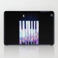 Harmony In The Night iPad Case