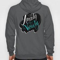 Anxiety Variety Hoody