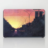 The End of Days. iPad Case
