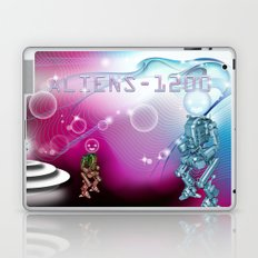aliens Laptop & iPad Skin