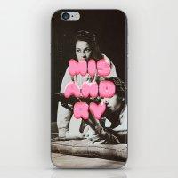 ♡ MISANDRY ♡ iPhone & iPod Skin