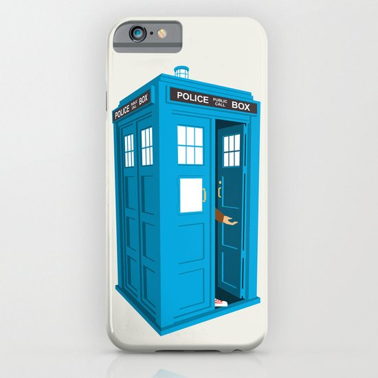 Doctor Who: Long Live the Tenth Doctor iPhone & iPod Case